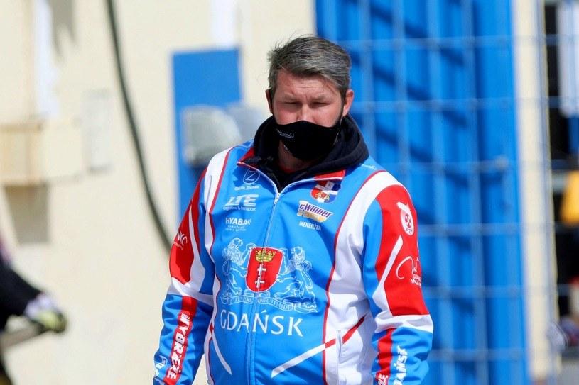 Na zdjęciu: Eryk Jóźwiak. /Łukasz Trzeszczkowski /Newspix