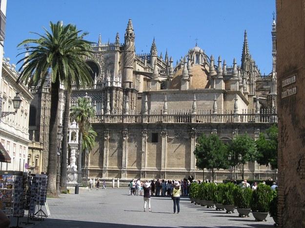 Na zdjęciu ilustracyjnym katedra w Sewili /foto. pixabay /