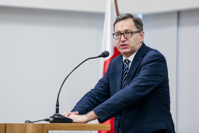 Na zdjęciu Jarosław Szarek, prezes IPN /Beata Zawrzel/REPORTER /Reporter