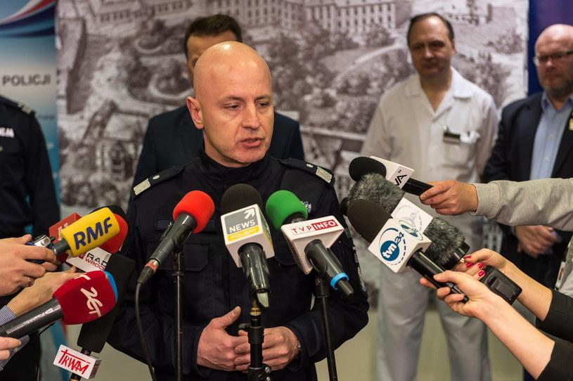 Na zdjęciu Jarosław Szymczyk /Maciej Kulczyński /PAP