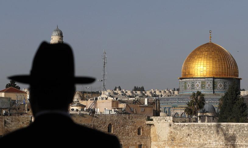 Na zdjęciu: Jerozolima /AHMAD GHARABLI /AFP