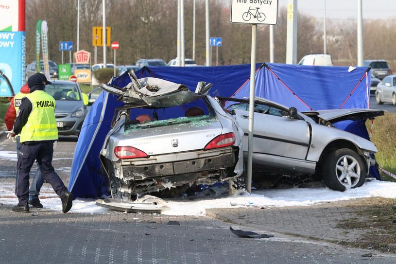 Na zdjęciu jest tylko jedno auto... /Jarosław Jakubczak / Polska Press /East News
