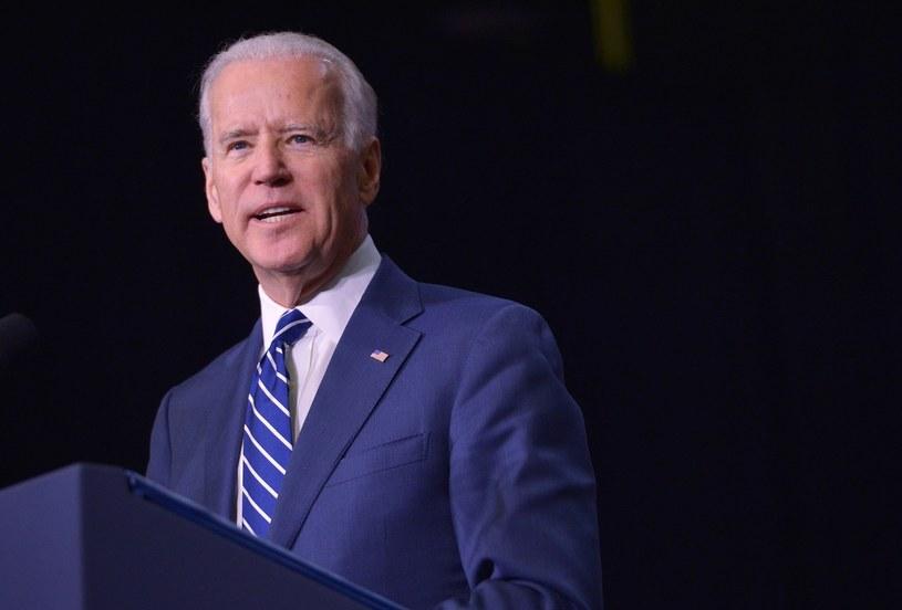 Na zdjęciu Joe Biden /AFP