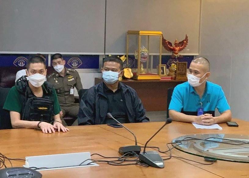 Na zdjęciu Joe Ferrari /ROYAL THAI POLICE / HANDOUT /PAP/EPA