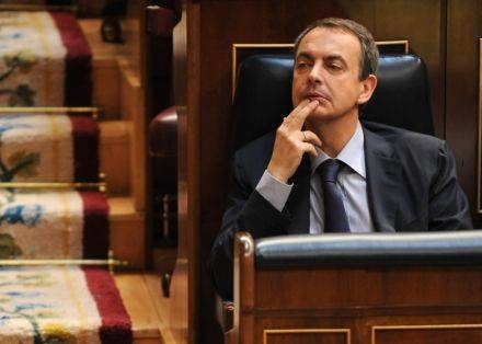 Na zdjęciu Jose Luis Rodriguez Zapatero /AFP