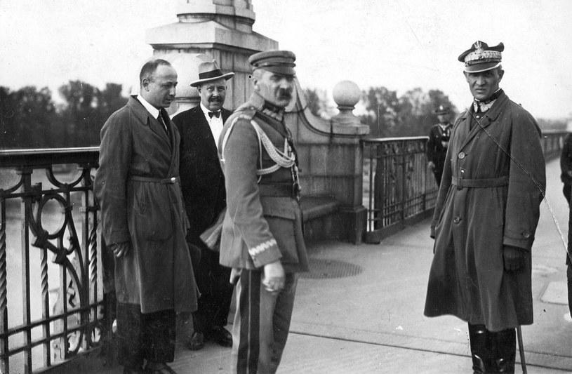 Na zdjęciu Józef Piłsudski /Image Asset Management /East News