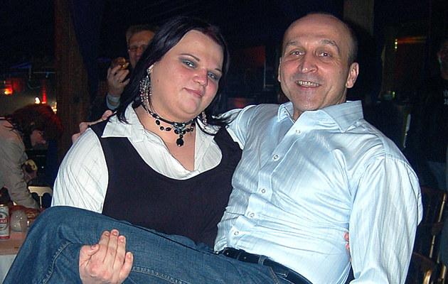 Na zdjęciu Kazimierz Marcinkiewicz z Agatą Wróbel  /MWMedia