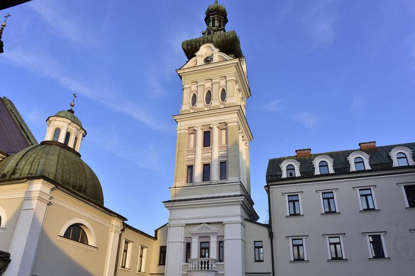 Na zdjęciu: Klasztor redemptorystów w Tuchowie /Albin Marciniak /East News