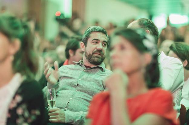 Na zdjęciu laureat 1. nagrody Kraków International Green Film Festival w kategorii dokument długometrażowy, Enrico Parenti /materiały prasowe /