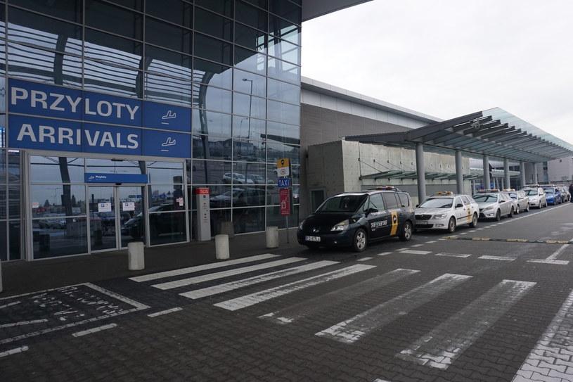 Na zdjęciu: Lotnisko Ławica w Poznaniu /WALDEMAR WYLEGALSKI/POLSKA PRESS /East News
