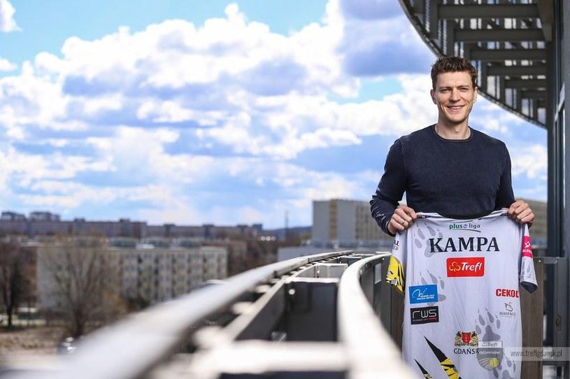 Na zdjęciu: Lukas Kampa. /materiały prasowe