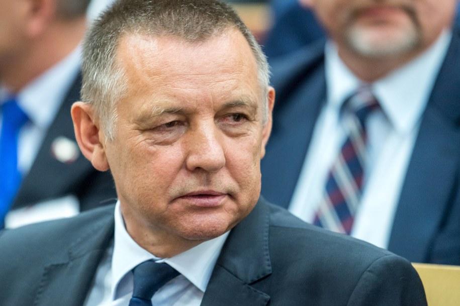 Na zdjęciu Marian Banaś /\Tytus Żmijewski /PAP