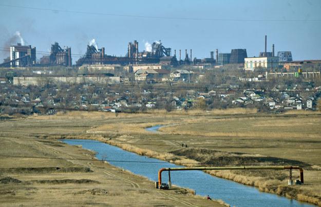 Na zdjęciu: Mariupol /AFP