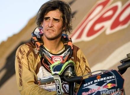 Na zdjęciu: Mat Rebeaud. Fot.: Red Bull Photo Files /materiały prasowe