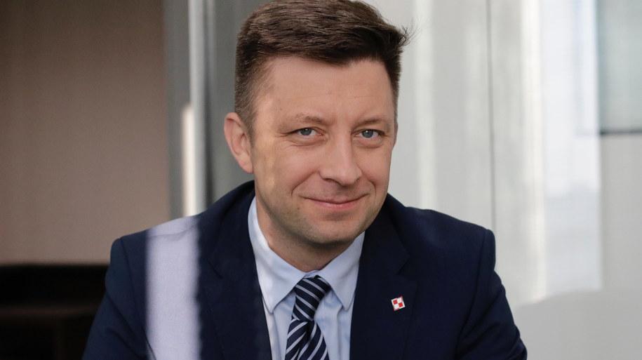 Na zdjęciu Michał Dworczyk /Karolina Bereza /Archiwum RMF FM