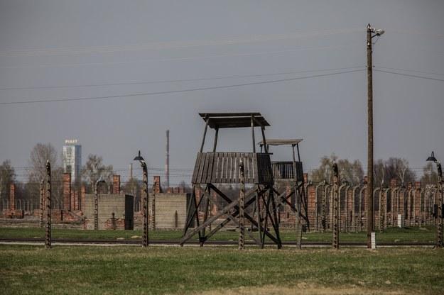 Na zdjęciu niemiecki obóz koncentracyjny Auschwitz-Birkenau II /Jan Graczyński /East News