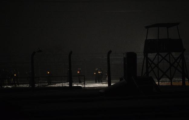 Na zdjęciu: Niemiecki obóz śmierci Auschwitz-Birkenau /Janek Skarżyński /AFP
