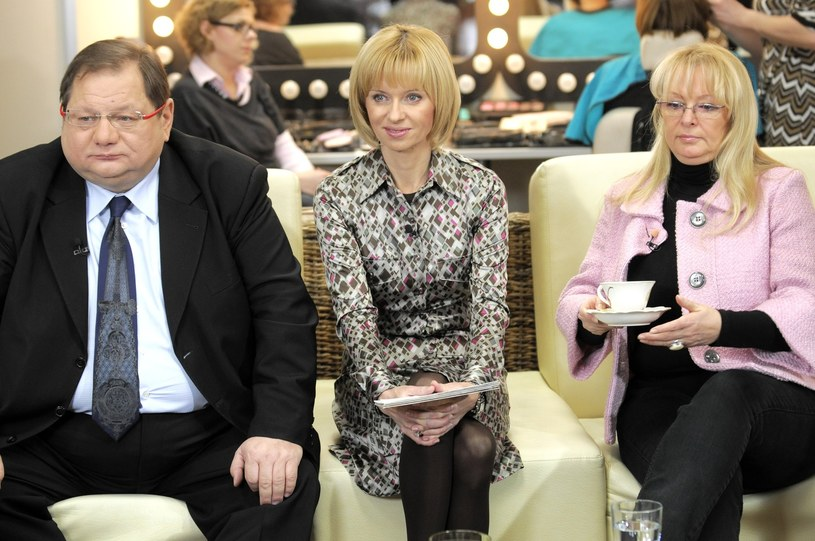 Na zdjęciu od lewej: Ryszard Kalisz, Jolanta Pienkowska oraz Barbara Markowska /Michał Wargin /East News
