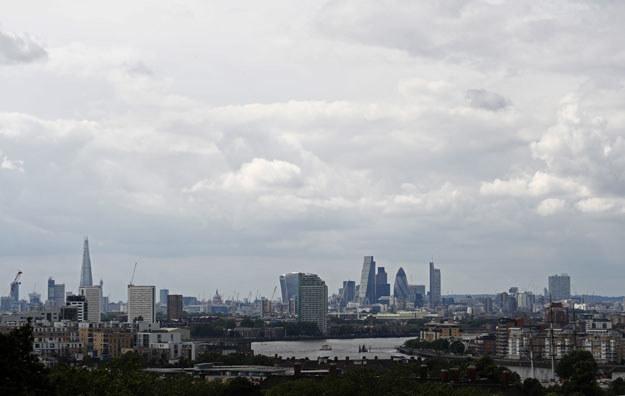 Na zdjęciu panorama Londynu /AFP