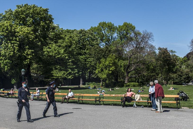 Na zdjęciu: Park miejski w Wiedniu /CHRISTIAN BRUNA /PAP/EPA