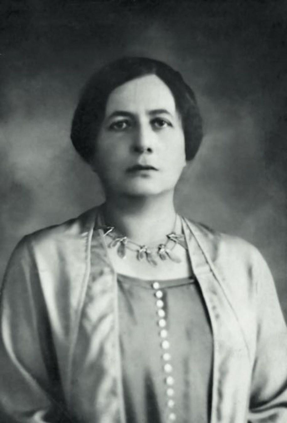 Na zdjęciu pierwsza żona marszałka Maria Piłsudska /UtCon Collection / Alamy Stock Photo /PAP