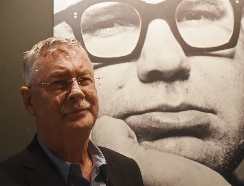 Na zdjęciu Piotr Dmochowski, właściciel kolekcji, którą można zobaczyć w NCK w Krakowie /Marek Lasyk  /Reporter