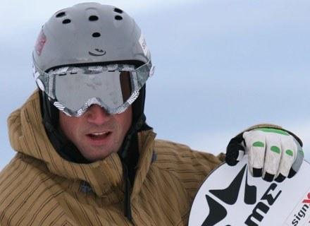 Na zdjęciu: Piotr Kunysz /Freestyle Challenge smashed by PLAY