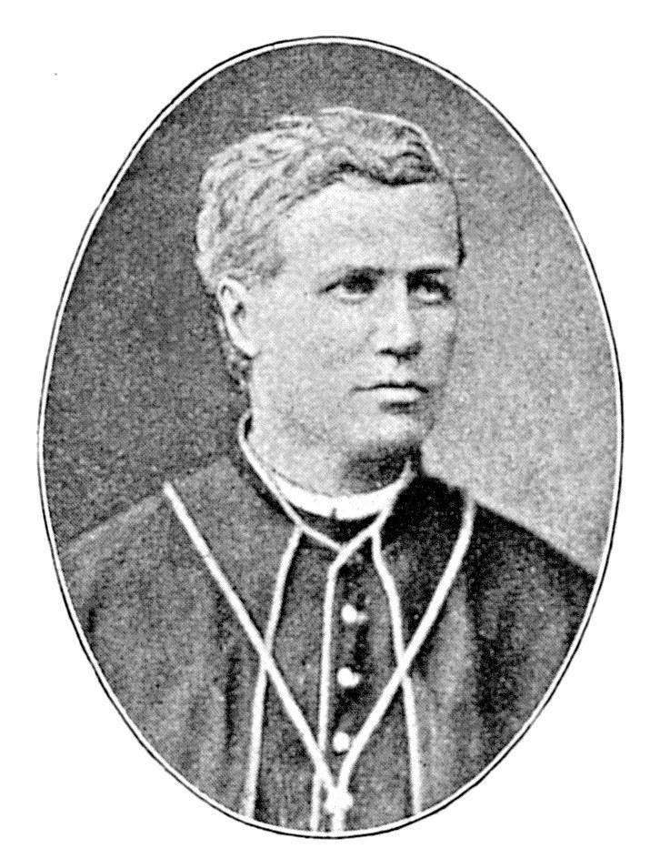 Na zdjęciu Pius X jeszcze jako młody ksiądz Giuseppe Sarto /picture-alliance / dpa   /PAP/EPA