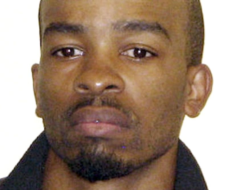 Na zdjęciu podejrzany o potrójne morderstwo Michael Madison /Biuro Szeryfa Hrabstwa Cuyahoga  /AFP