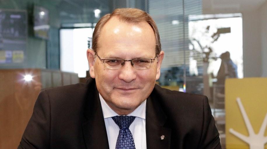Na zdjęciu poseł PSL Eugeniusz Kłopotek /Michał Dukaczewski /Archiwum RMF FM