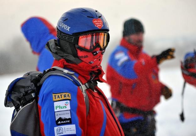 Na zdjęciu ratownicy GOPR. Fot. M. Lasyk /Reporter