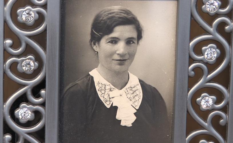 """Na zdjęciu Rossa Stauder - """"Mutti"""" /Archiwum prywatne Anny Berezowskiej /INTERIA.PL"""