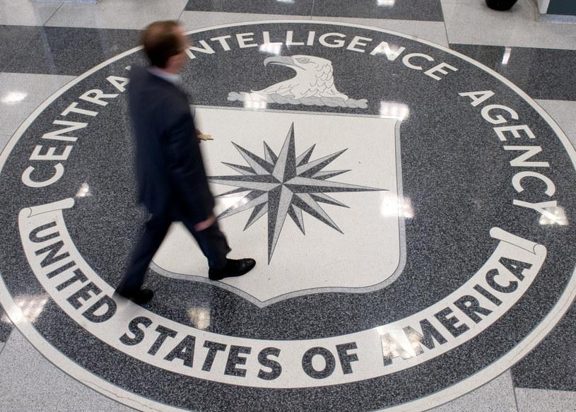 Na zdjeciu siedziba CIA /SAUL LOEB /AFP