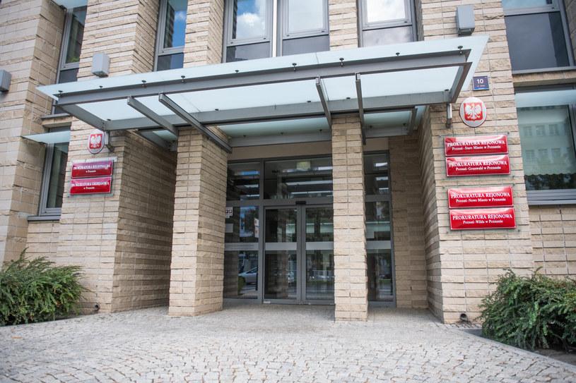 Na zdjęciu: Siedziba Prokuratury Rejonowej i Okręgowej w Poznaniu /Łukasz Gdak/Polska Press /East News