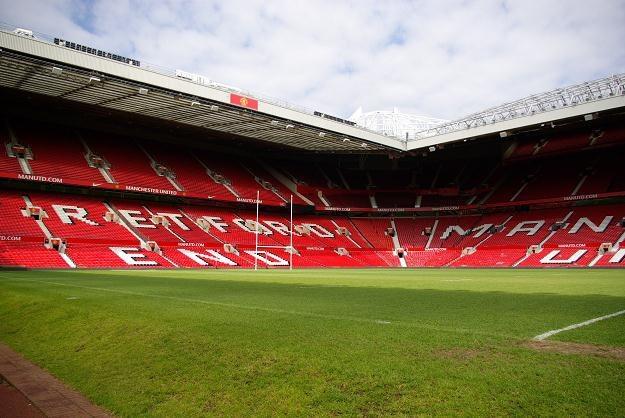 Na zdjęciu stadion Old Trafford - na tym obiekcie swoje mecze rozgrywa Manchester United /©123RF/PICSEL