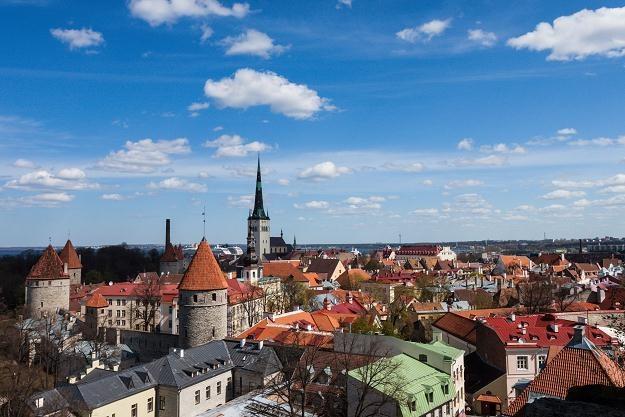 Na zdjęciu symbol Tallina - Stare Miasto /©123RF/PICSEL