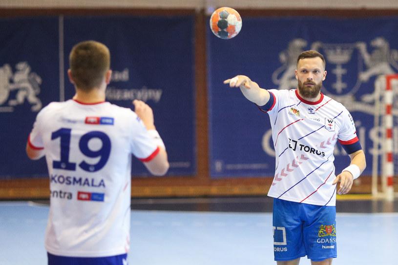 Na zdjęciu szczypiorniści Torus Wybrzeża. /Grzegorz Jedrzejewski / 058sport.pl / NEWSPIX.PL /Newspix