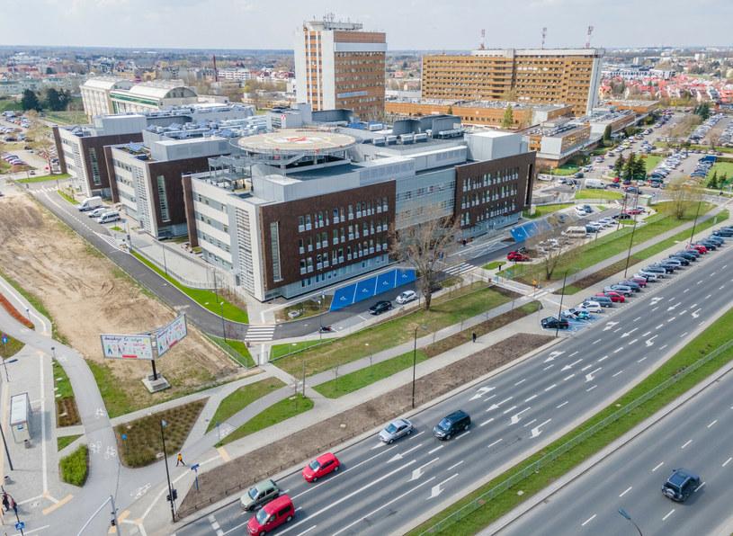 Na zdjęciu Szpital Południowy na Ursynowie /Tomasz Jastrzebowski/REPORTER /East News