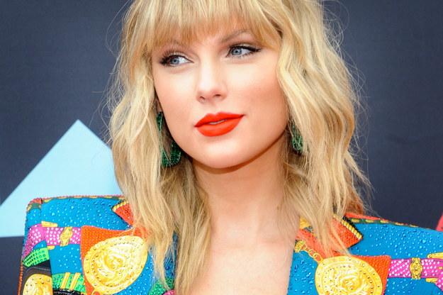 Na zdjęciu Taylor Swift /DJ JOHNSON /PAP/EPA