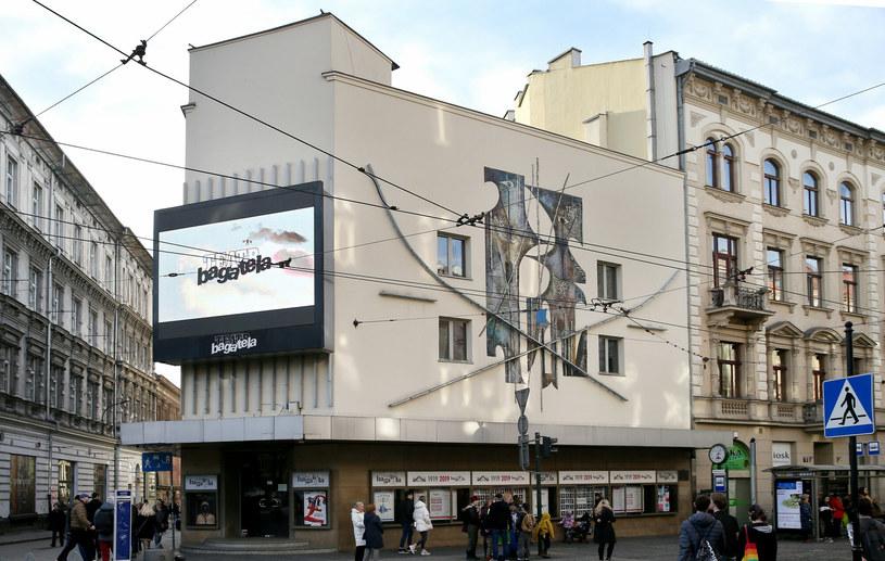 Na zdjęciu: Teatr Bagatela w Krakowie /Damian Klamka /East News