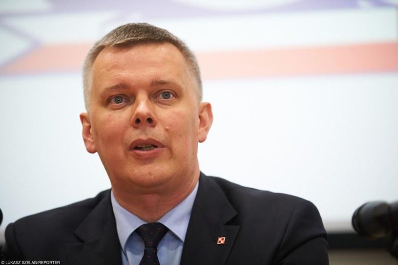 Na zdjęciu Tomasz Siemoniak /Łukasz Szeląg /Reporter