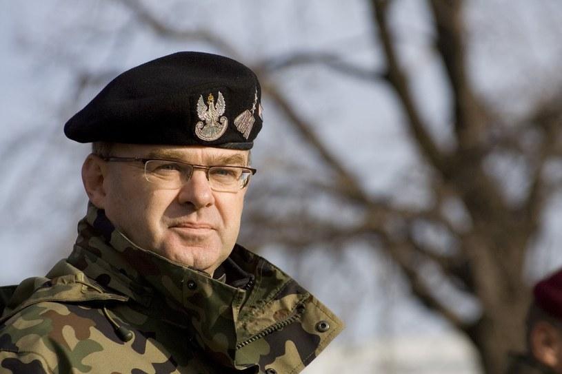 Na zdjęciu Waldemar Skrzypczak /Mieszko Stanisławski /Reporter