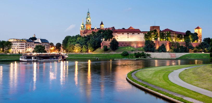 Na zdjęciu widok na Wawel; zdj. ilustracyjne /123RF/PICSEL