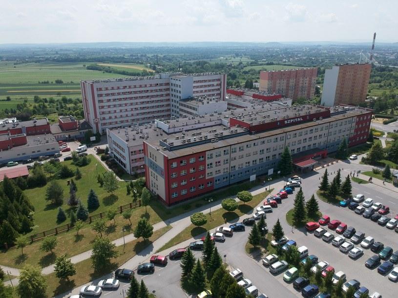 Na zdjęciu: Wojewódzki Szpital im. św. Ojca Pio w Przemyślu /Łukasz Solski /East News