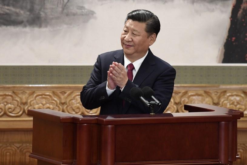 Na zdjęciu Xi Jinping /AFP