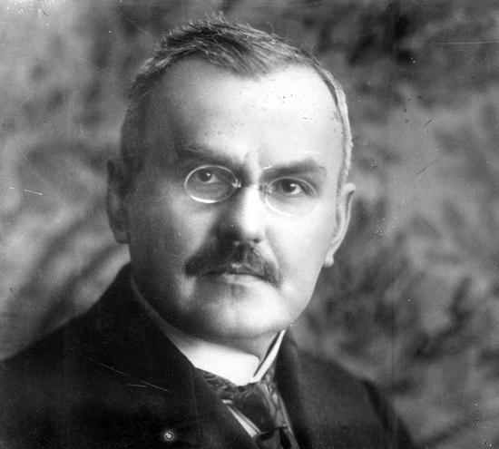 Na zdjęciu z 1925 roku Władysław Grabski /Ze zbiorów Narodowego Archiwum Cyfrowego