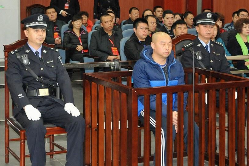 Na zdjęciu Zhao Zhihong /AFP