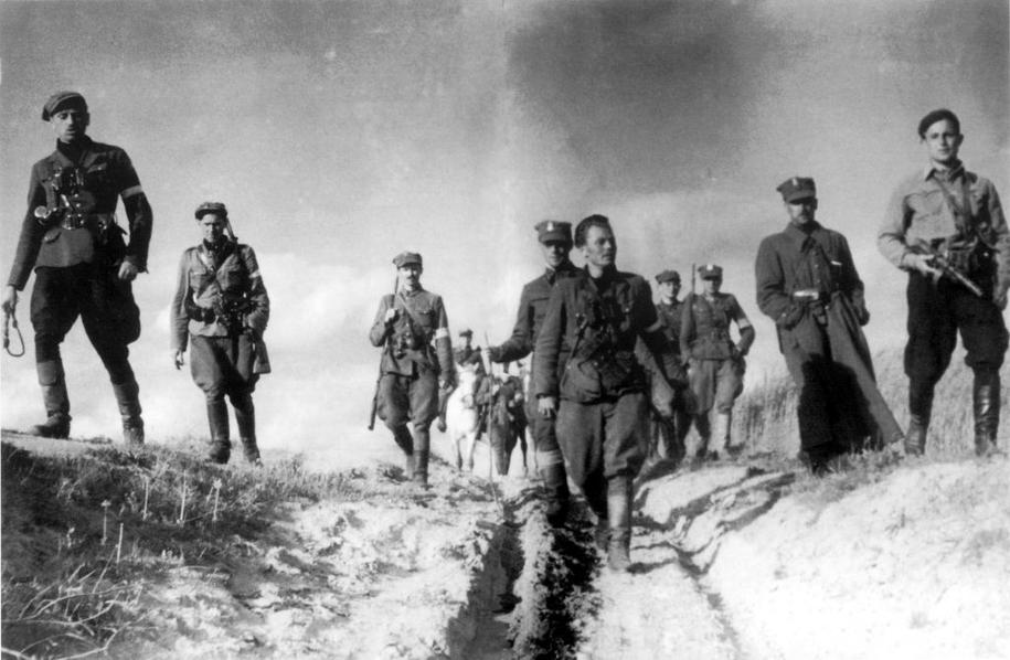 Na zdjęciu żołnierze wyklęci /ipn.gov.pl /