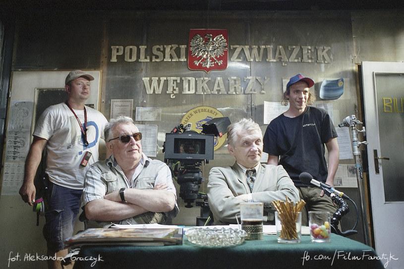 Na zebraniiu PZW /Aleksandra Graczyk fb.com/filmfanatyk /INTERIA.PL/materiały prasowe
