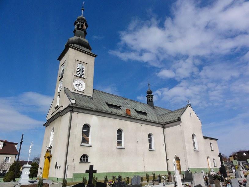 Na znalezisko natrafiono w kościele pw. św. Jana Nepomucena w Pogwizdowie /Wikimedia Commons – repozytorium wolnych zasobów /